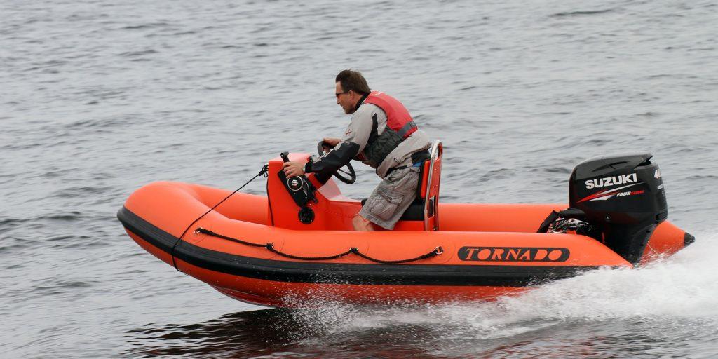 Tornado 3.9m High Performance Private Boat