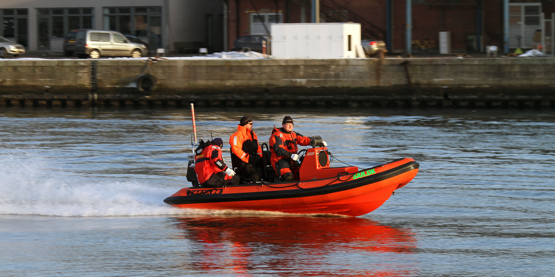 Rescue, offshore, military and police boats. Tornado 4.8m multi purpose RIB