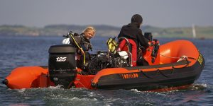 Tornado 5.8m High Performance RIB