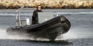 Tornado 6.8m High Performance RIB