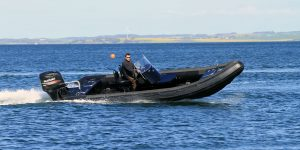 Tornado 7.8m High Performance RIB