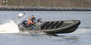 Tornado 9.8m Multi Purpose RIB