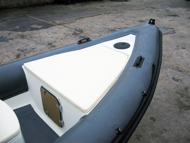 Tornado Foredeck Locker with Cushion