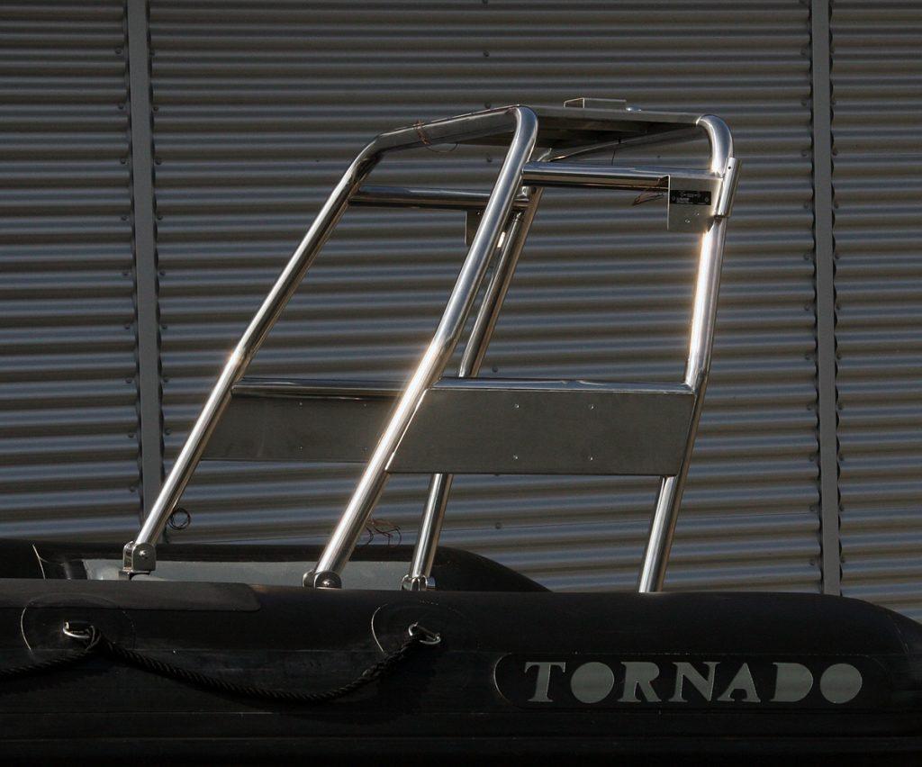 Tornado Nav Frame