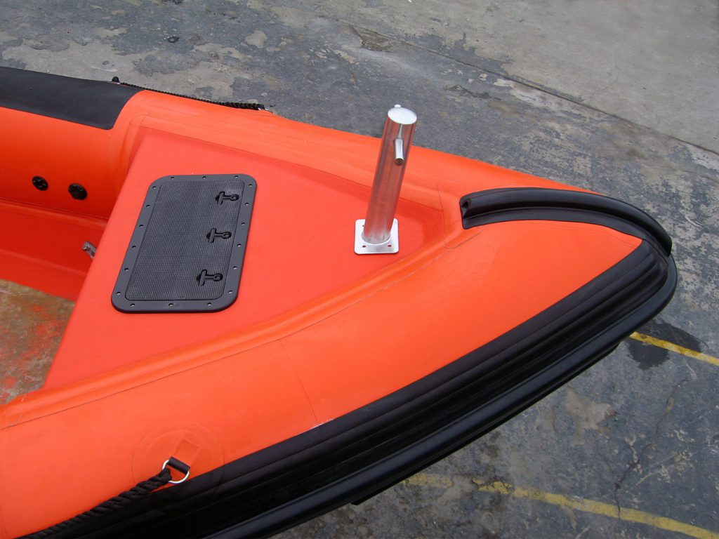 Tornado Foredeck Locker with standard hatch