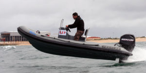Tornado 4.8m Multi Purpose RIB