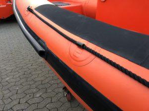 Tornado 6m coach boat