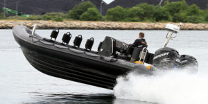 Tornado 8.5m Multi Purpose RIB