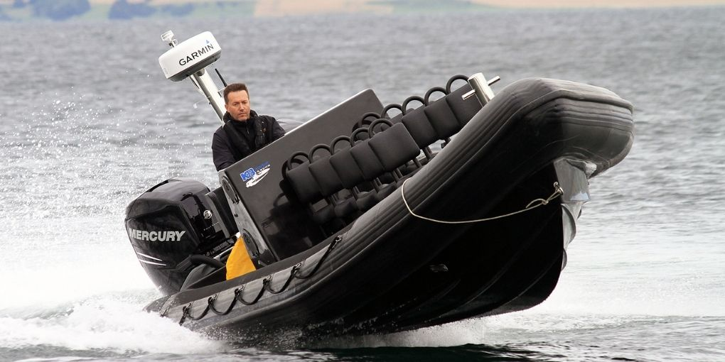 Tornado 8.5m multi purpose RIB. One of our favorite RIBs in its category